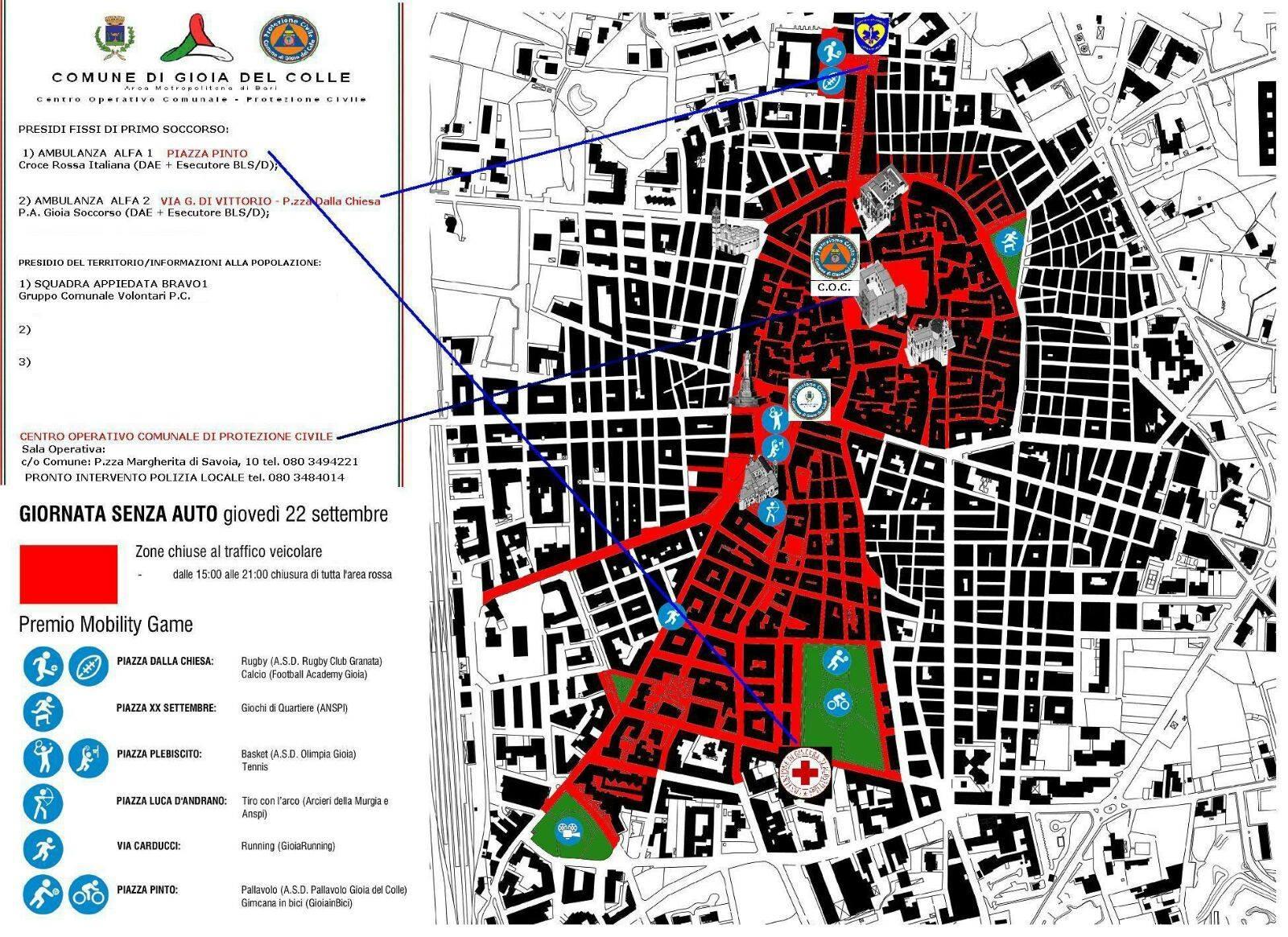 22 SETTEMBRE 2016 GIORNATA DELLA MOBILITA' SOSTENIBILE (1)