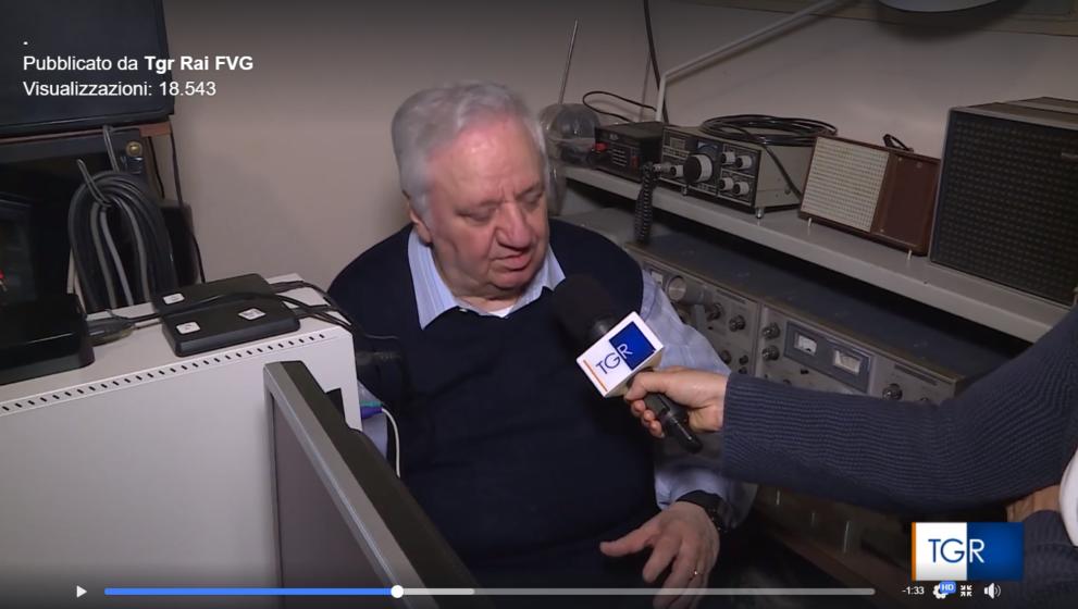 Una Storia Vera – La radio in emergenza (Friuli 1976)