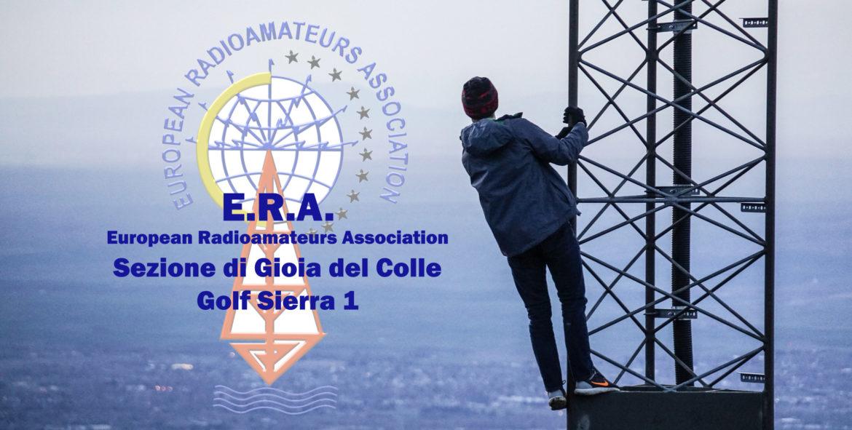 E.R.A - Sezione di Gioia del Colle - Golf Sierra 1